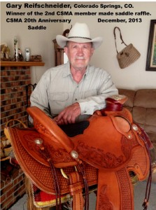 GaryR-saddle winner 2013